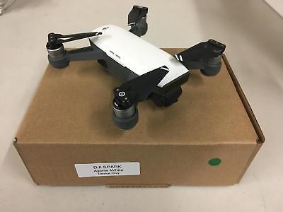 DJI Spark Camera Drone Alpine White