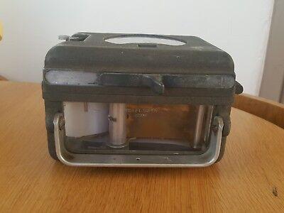 Vintage Toulet-Super Racing Pigeon Timer Clock 223007 Belgium