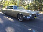 Cadillac 1970 coupe de ville  Reedy Creek Gold Coast South Preview