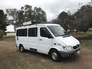 WHEELCHAIR ACCESSIBLE CAMPER VAN Port Lincoln Port Lincoln Area Preview