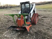 Tree and shrub mulching/ fence line clearing