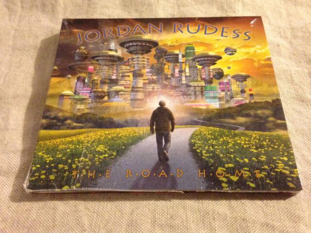 JORDAN RUDESS - The Road Home DIGI CD BRAND NEW & SEALED! (Dream Theater)
