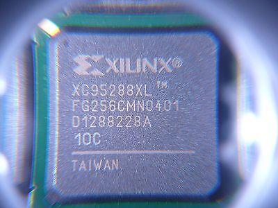 Xilinx Xc95288xl-10fg256c Cpld Xc9500xl Family 288 Macro Cells 100mhz 256-fbga