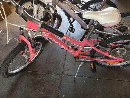 Trek 20 inch girls bike
