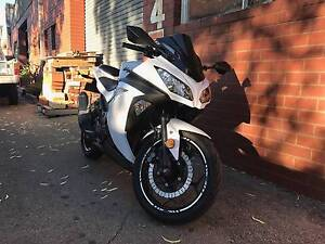 Unique 2013 Kawasaki Ninja 300 - Immaculate Condition with Extras Fremantle Fremantle Area Preview