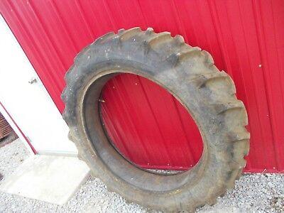 Firestone Fr 12.4 X 38 Tire 98 Ih Farmall H Sh M Sm Mta Tractor Jd A B