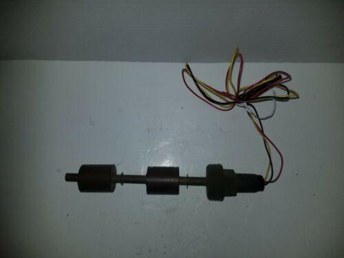Multi-Level Liquid Level Tank Sensor, 2 Floats