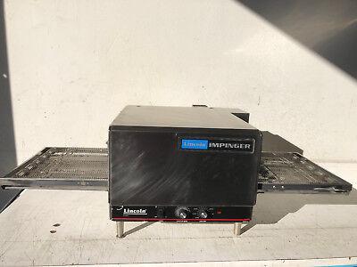 Lincoln Impinger Countertop Conveyor Pizza Oven Model 1301 In 208v 1-phase