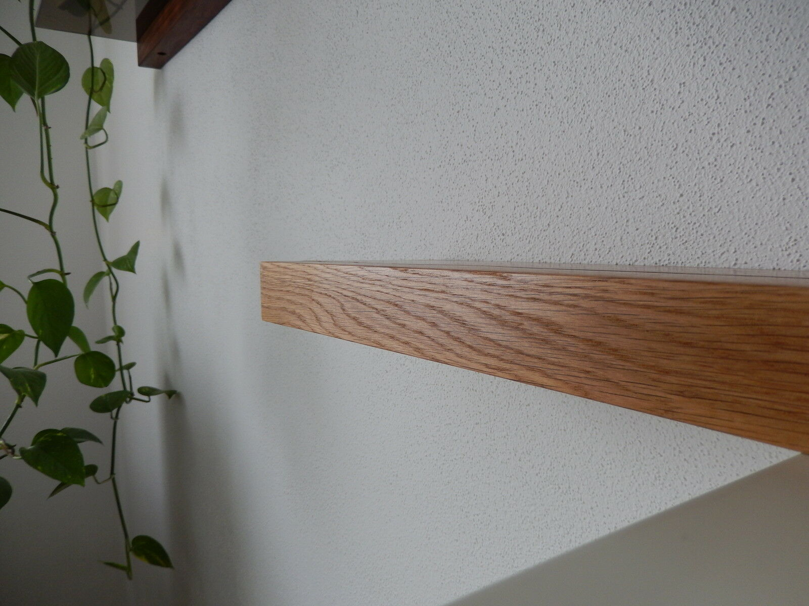 wandboard eiche massiv holz board regal steckboard regalbrett neu auch auf ma eur 99 00. Black Bedroom Furniture Sets. Home Design Ideas