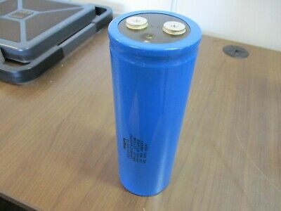 Philips Capacitor A21509-532-02 6000uf 400vdc Used
