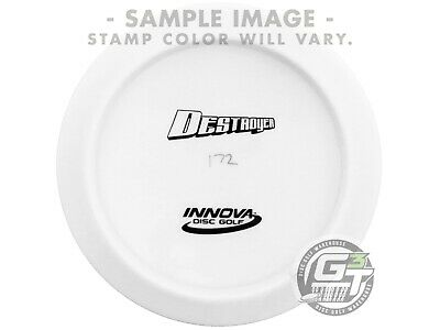 NEW Innova Backstamp Star Destroyer Driver Golf Disc - WHITE / PICK YOUR WEIGHT Innova Star Destroyer
