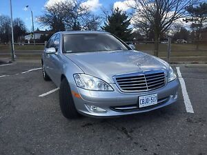 2007 Mercedes Benz S550 V8 prestige condition