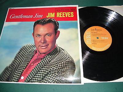 JIM REEVES LP - GENTLEMAN JIM