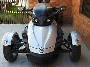 Wanted Can am spyder complete motor or parts SM5 Gympie Gympie Area Preview
