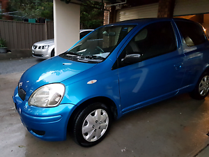 Toyota Echo 2003, Manual  Hatchback low km The Hill Newcastle Area Preview