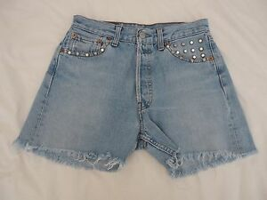 Levis Cut Off Denim Shorts Waist 29 Wollongong Wollongong Area Preview
