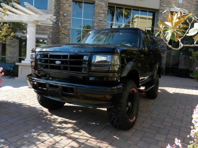 Imagen 1 de Ford Bronco  black