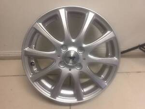 "15"" WHEEL AND TYRE PACKAGE $820 SUZUKI TOYOTA HONDA Fawkner Moreland Area Preview"