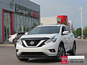 2015 Nissan Murano SL AWD 61,967 KMS, FACTORY POWERTRAIN WARRANT
