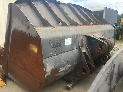 Used Volvo L350f 14.9 Yard Spade Nose Bucket 83023s Cba-07198