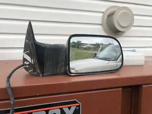 Mirrors off 2005 model gmc/Chevy
