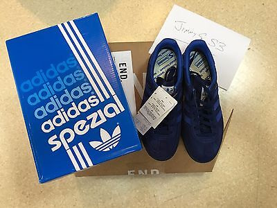 Adidas Manchester MRN Marine uk 4.5  consortium