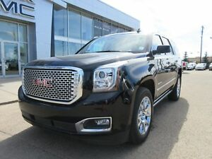 2015 GMC Yukon Denali-6.2L & CHROME RIMS