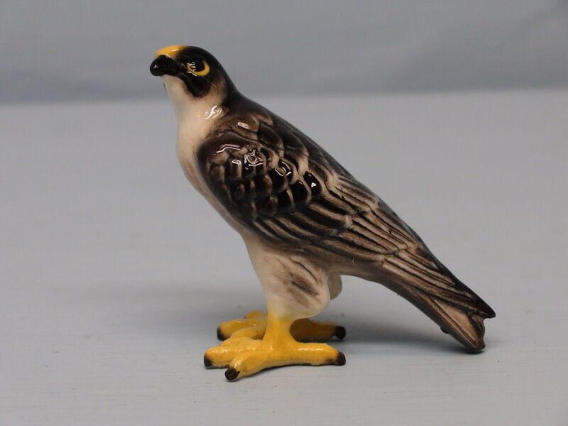 Retired Hagen Renaker Mini Peregrine Falcon