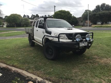 2010 Toyota Hilux SR Extra-Cab Traralgon Latrobe Valley Preview