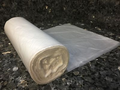 Plastic Roll Bags 8x40 Produce Roll - 1 Roll 25 Bags - New