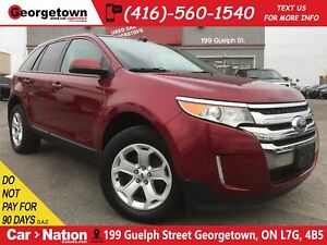 2014 Ford Edge SEL | PANO | CAM | NAV | LEATHER