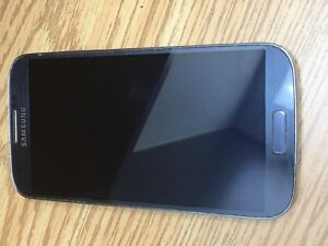 Mint Condition Samsung s4 Bell/virgin