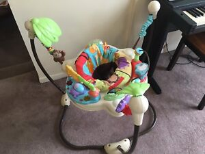 (Sold) Fisher price jumperoo