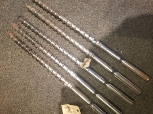 "Klockner Injection Screws (4) 14"" L X 1.175"" D"
