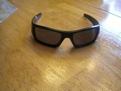 Oakley Gascan   Sunglasses  Black With Black Lens new (Gascan Style Sunglasses)
