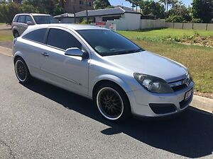2007 HOLDEN ASTRA COUPE MANUAL WITH REGO RWC Arundel Gold Coast City Preview