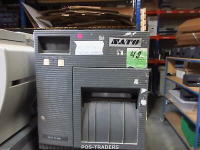 """SATO CL408E WiFi LAN Thermo Label Drucker Printer 203dpi 4.1"""" 104mm 49,742 INCH"""