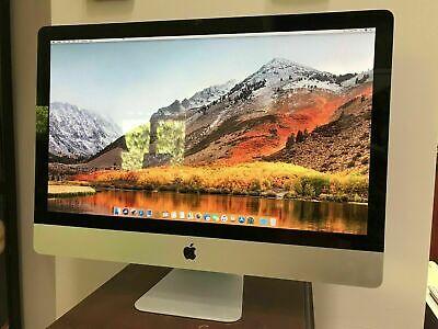 """Apple iMac 27"""" Quad-Core i5-2400 3.1GHz 8GB 1TB  Radeon HD 6970M 1GB (Mid 2011)"""