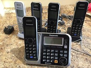 Price reduced - CORDLESS PHONE SYSTEM