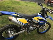 Husaberg FE 501 Drouin Baw Baw Area Preview