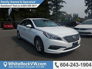 2017 Hyundai Sonata GLS POWER MOONROOF, CRUISE CONTROL, KEYLE...