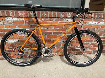 "Vintage New NOS GT MTB Bike Bicycle Orange Canti 26/"" Fork 1 1//8/"""