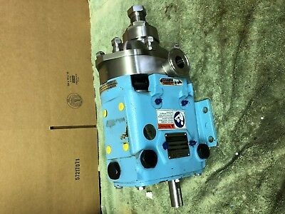 New Waukesha 006u2 Positive Displacement Pump