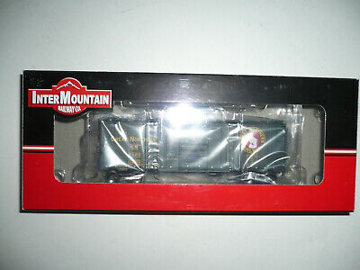 HO Intermountain Great Northern 40' Express 12 Panel Boxcar #2528 NEW. Great Northern Boxcar