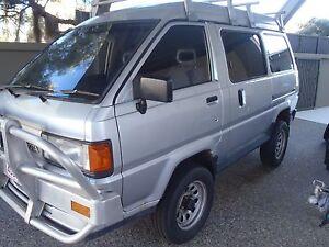 1986 Toyota LiteAce Van 4x4 (8 seater) Surfers Paradise Gold Coast City Preview
