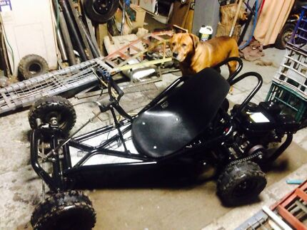 Off-road Go kart 200cc Bulleen Manningham Area Preview