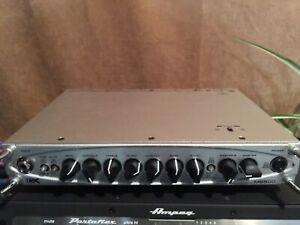 Gk MB 500 bass head