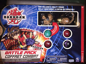 Bakugan Battle Packs