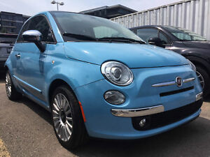 2017 FIAT 500 LOUNGE | SOLD BY LEO | THANK YOU |