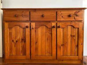 Free - Wooden Side Cabinet (Only two days left, be hurry!)